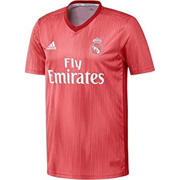 Adidas Camiseta - Personalizable - Tercera Equipación Original Real Madrid 2018/2019