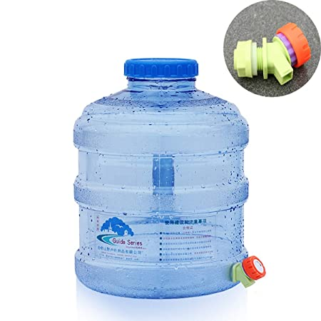 RSH Bidón Emergencia Contenedor De Almacenamiento De Agua con Tapa ...