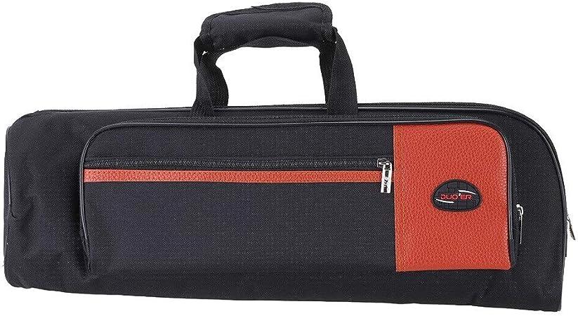 Nuevas bolsas de instrumentos musicales y bolsas. Estuche para bolsa Oxford 600D con bolsillo ajustable para la correa del hombro Para partituras de trompeta, selecciones, correas y otros accesorios (: Amazon.es: Hogar
