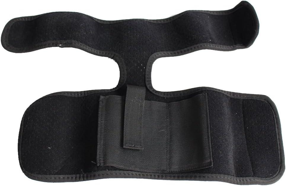 Noga Fundas de Pantorrilla Ocultas para Glock 42, 43, 36, 26, Smith and Wesson Bodyguard .380.38, Ruger LCP, LC9