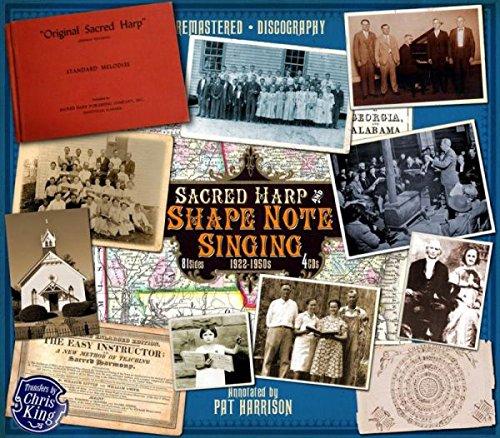 Sacred Harp & Shape Note Singing / Various (Harp Notes)
