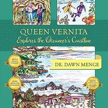 Queen Vernita Explores the Oceaneer's Coastline