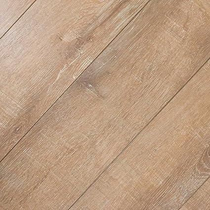 Armstrong Pryzm Brushed Oak Tan Hybrid Flooring Pad Pc014 Sample