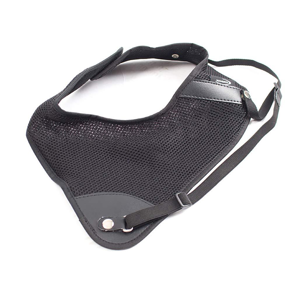 Brustschutz Nylon zum Schutz der linken Brust ChengYi Schutzausr/üstung f/ür Bogenschie/ßen CYYL227