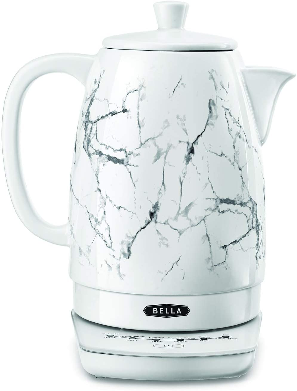 Bella 1. 8l Touch Programmable Ceramic Electric Kettle