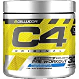 Cellucor ID Series C4 Pre Workout Original Pink Lemonade, 30 Servings