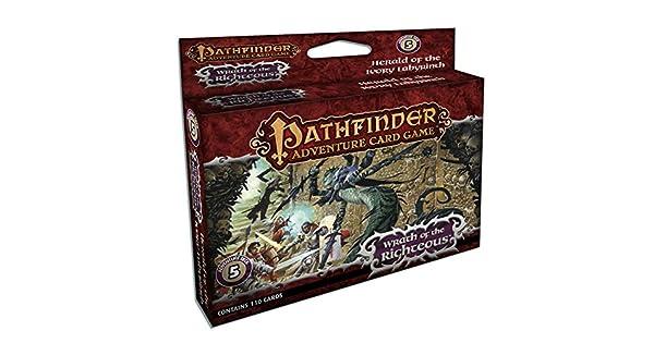 Amazon.com: Pathfinder Adventure Juego de cartas: WRATH OF ...
