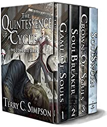 The Quintessence Cycle: The Complete Series