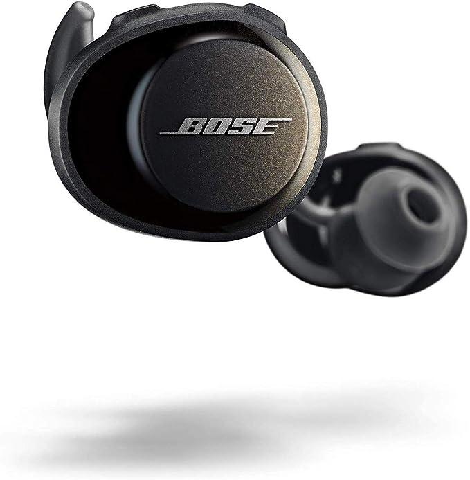 casque audio bluetooth bose soundsport free triple noir
