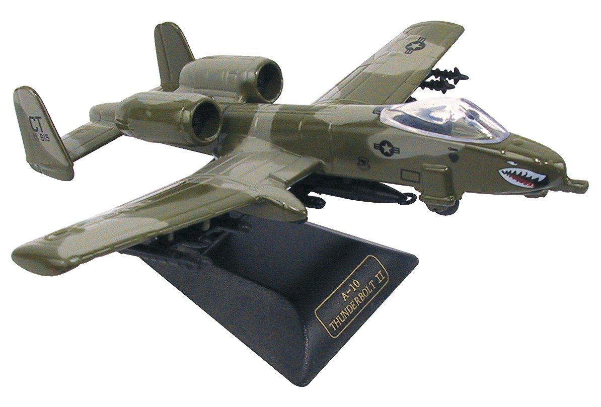InAir Legends of Flight - A-10A Thunderbolt II by WowToyz