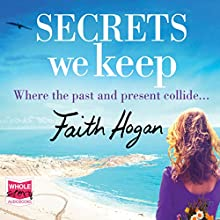 Secrets We Keep Audiobook by Faith Hogan Narrated by Caroline Lennon