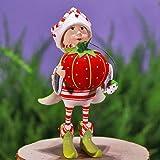 Patience Brewster Dash Away Prancer's Tailor Elf Figural Ornament #08-30660
