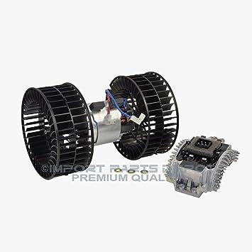 BMW A//C Heater Blower Motor Regulator Resistor E38 740i 740iL 750iL 809//399