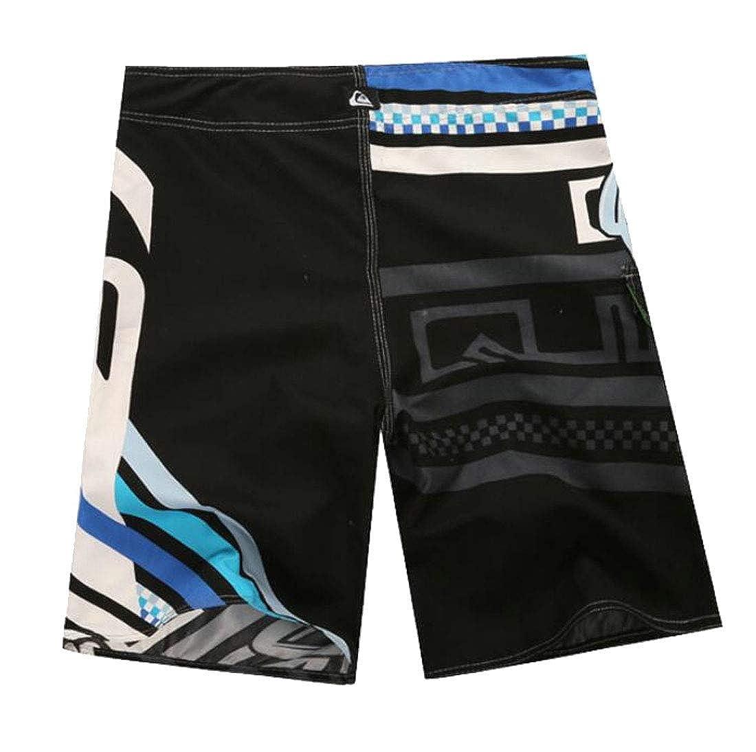 Tiger Paw Logo Mens Swim Trunks Quick Dry Holiday Beach Short Casual Board Shorts