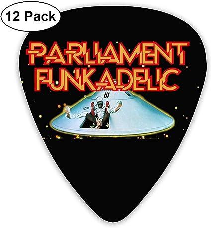 Púas de guitarra eléctrica Parliament (paquete de 12) para ...