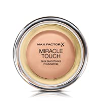 Max Factor Miracle Touch Skin Smoothing Foundation, 70 Natural