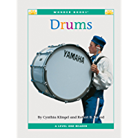 Drums (Nonfiction Readers: Level 1) book cover