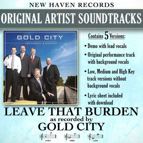 Leave That Burden - EP