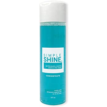 Simple Shine 8 oz Concentrate Silver Cleaner