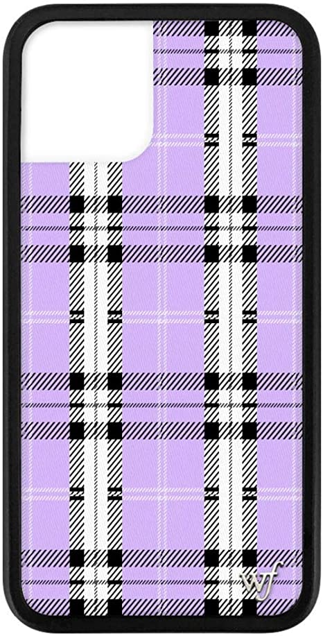 Wildflower Limited Edition Cases For Iphone 11 Pro Lavender Plaid
