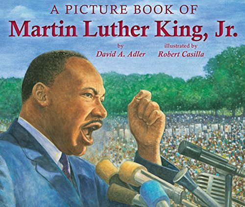 A Picture Book of Martin Luther King, Jr. (Picture Book Biography) (Martin Luther King Jr Biography For Kids)