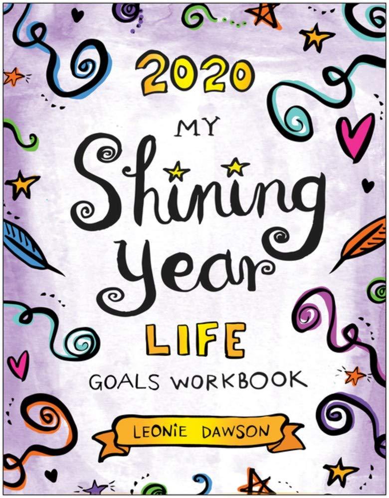 2020 MyShining Year Life Goals Workbook by BenBella Books