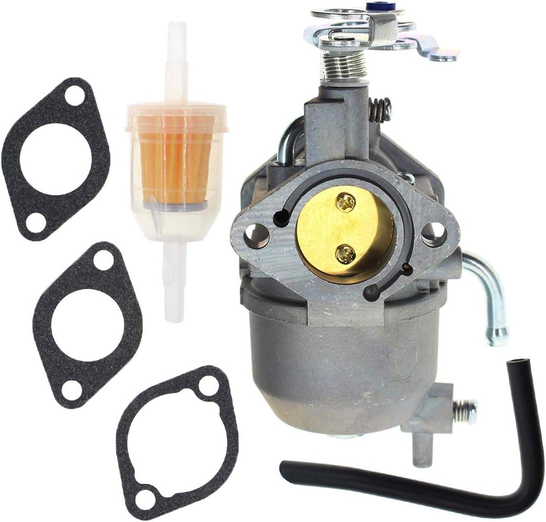ATV Carburetor Carb For Kawasaki Mule 600 610 SX 4x4 05-19 15004-0953 11061-7027