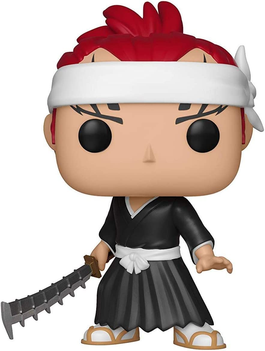 Bleach Renji Brand New In Box POP Animation Funko