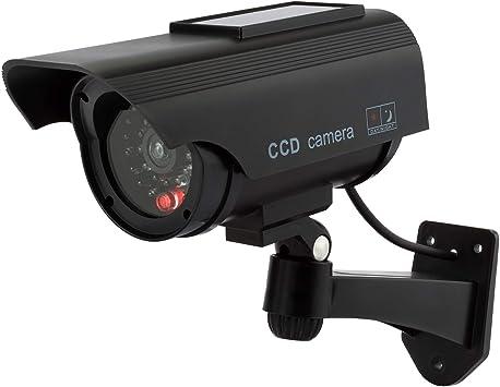Hengu Dummy Kamera Fake Überwachung Kamera Cctv Mit Elektronik