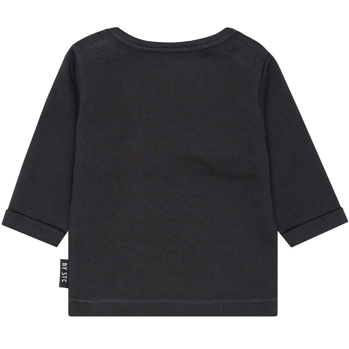 230070721 Schwarz Staccato Unisex Baby Organic Cotton Shirt Best Baby Ever