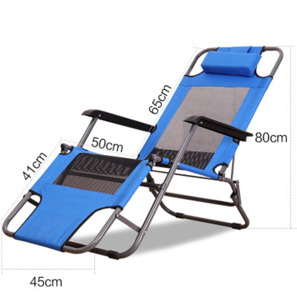 折り畳み式 Chaise のラウンジ リクライニングチェア,ポータブルチェア お釣り キャンプ用 多機能 ビーチチェア ポータブル メッシュ 座長の昼寝-G B07DLTXBJK 176x55cm(69x22inch)|G G 176x55cm(69x22inch)