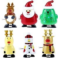 STOBOK Wind Up Toys 6 Piezas Juguetes