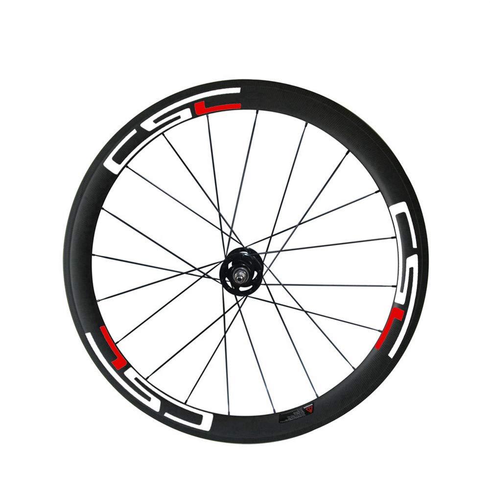Amazon com loltra csc black bike sticker for bicycle rim bike ring bike wheelset sports outdoors