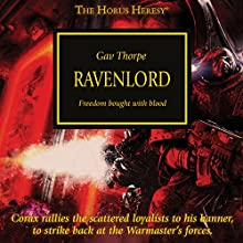 Ravenlord: The Horus Heresy, Book 28.2 Audiobook by Gav Thorpe Narrated by John Banks