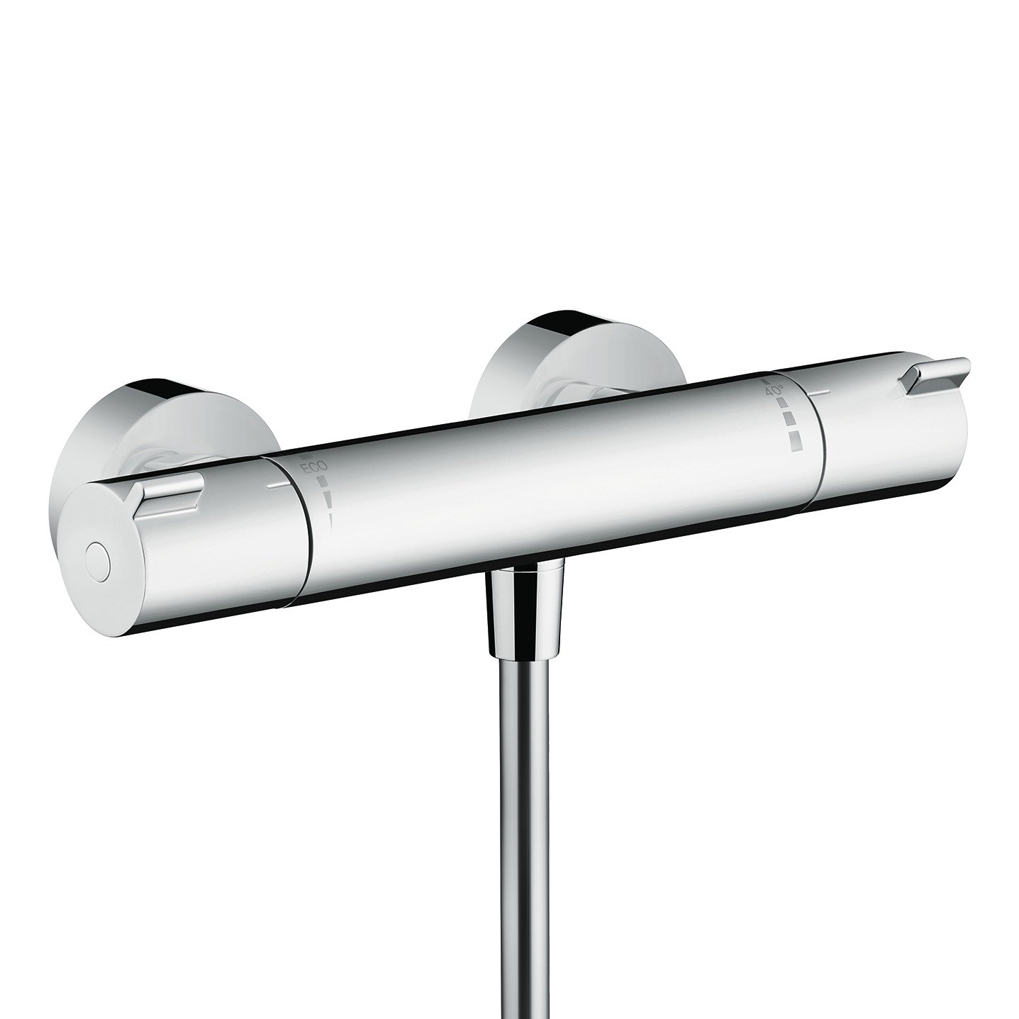 hansgrohe Ecostat 1001 CL thermostatic shower mixer, chrome 13211000