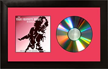Amazoncom Craig Frames 7x12 Hot Pink Cd Display Mat Complete W 1