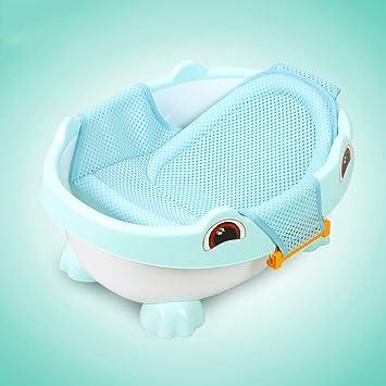 Se Puede sentar o acostarse Bañera de bebé recién Nacido Bañera de ...
