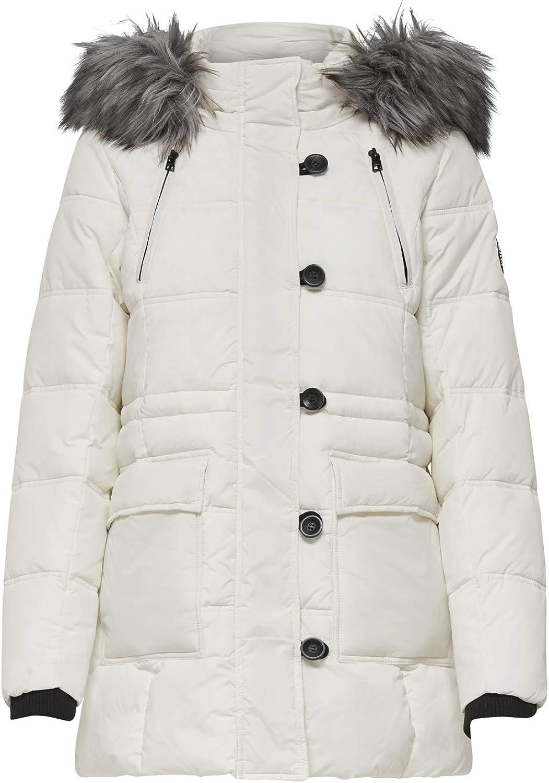 Only Onlnewottowa Nylon Coat Otw Abrigo para Mujer