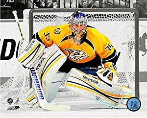 "Pekka Rinne Nashville Predators NHL Action Photo (Size: 11"" x 14"")"