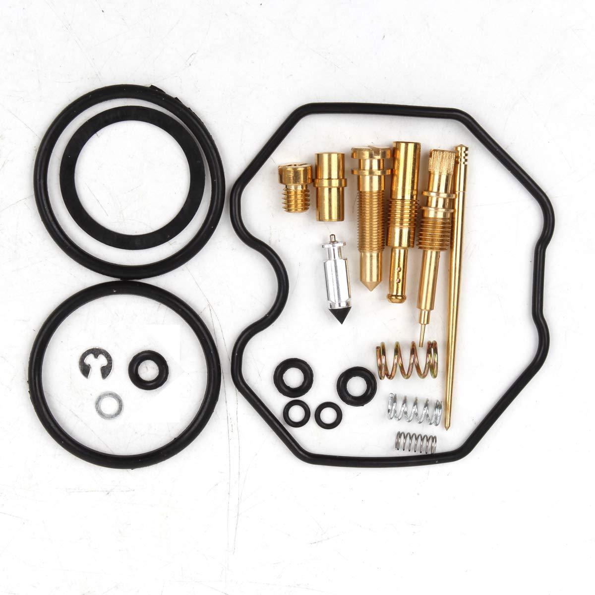 Carburetor Rebuild Kit for TRX250EX Carb Repair 2001 2002 2003 2004 2005