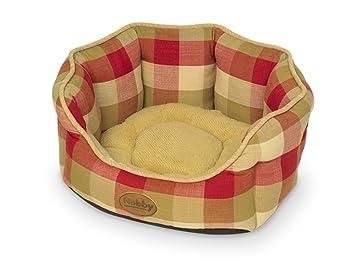 nobby design soft bed. Nobby Comfort Bed Lara  55 x 50 21 cm Amazon co uk Pet Supplies