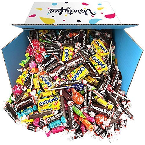 Candy Variety Pack Mixed Assortment Bulk Value by Variety Fun (96 oz)