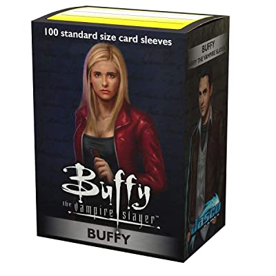 Sleeves: Dragon Shield Classic Buffy The Vampire Slayer (100): Toys & Games