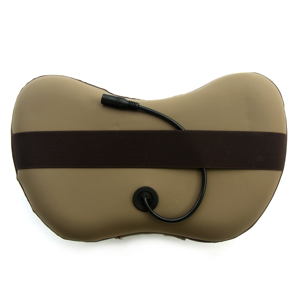 Cojín Masaje Shiatsu para Relajación Cuello Cintura Espalda Pierna & Caldeado y Mando a Distancia para Usar Coche y Doméstico,Oficina: Amazon.es: Bricolaje ...