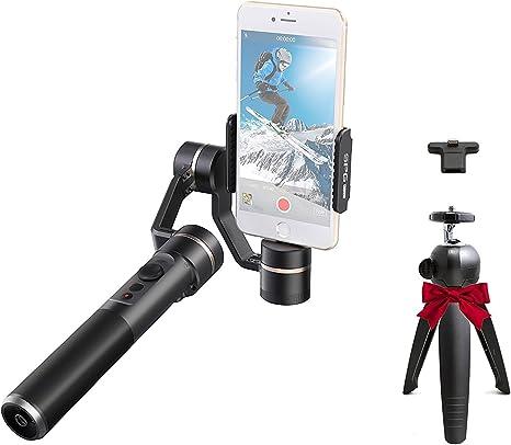 Feiyu Tech SPG - Gimbal de 3 ejes para Smartphone y Cámara ...