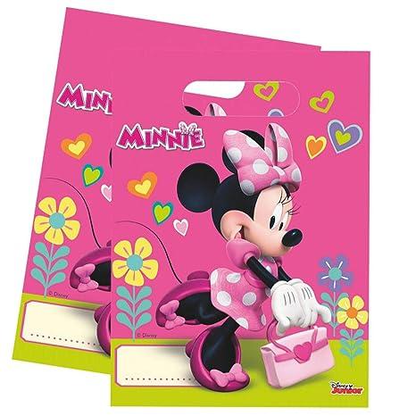 Procos S.A. Bolsas de Regalo | 6 Piezas | Disney Minnie ...