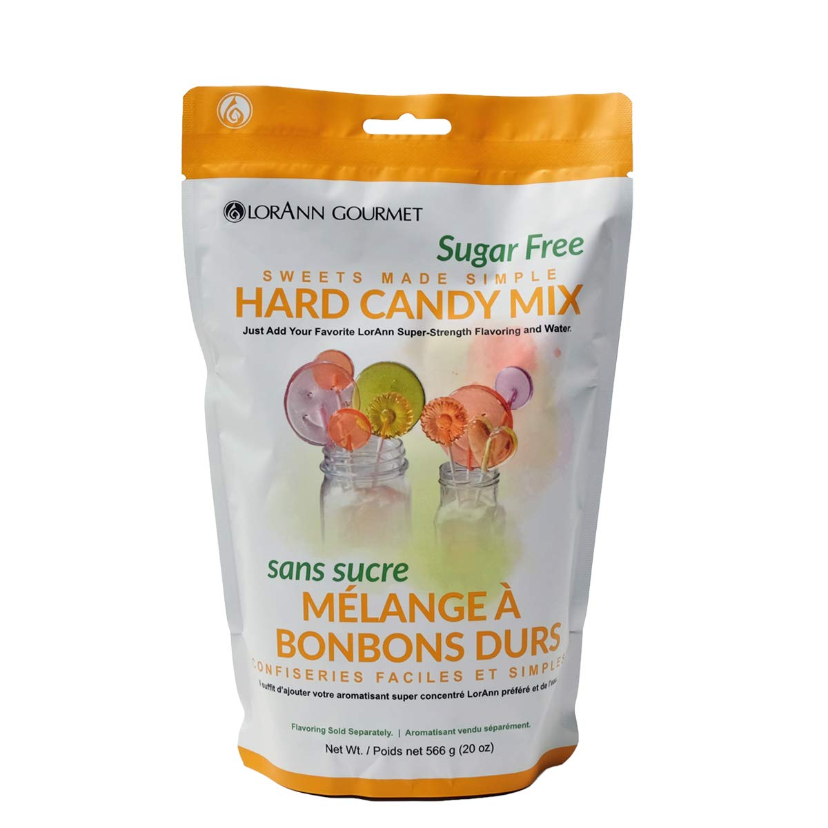 LorAnn Sugar Free Candy Mix - 20 ounce Package
