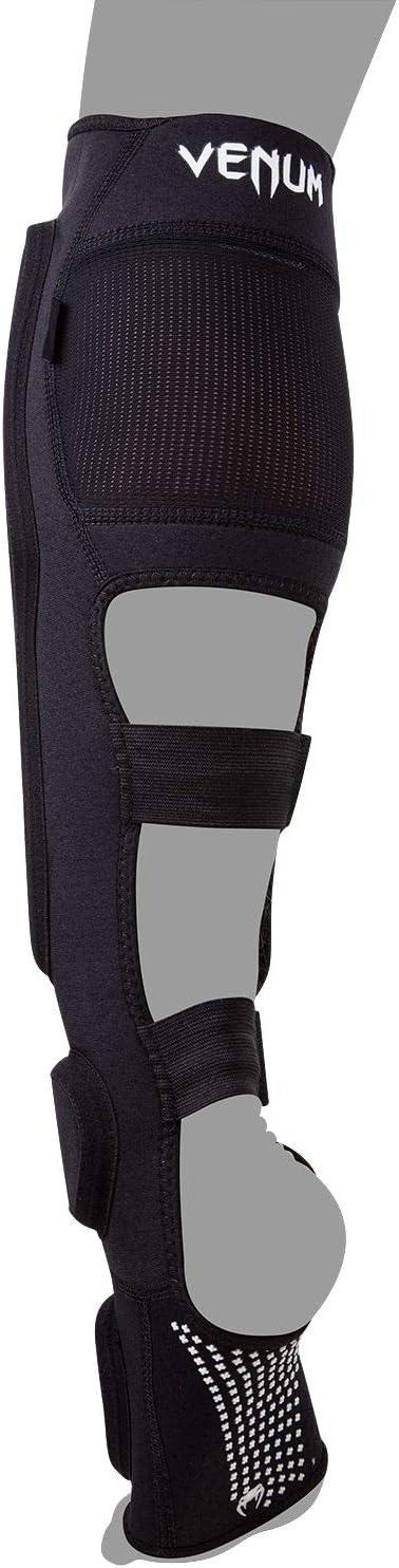 Venum Essential Leggings-Black Noir
