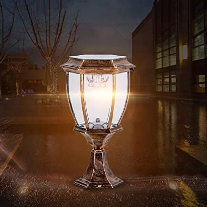 Modeen Continental Victoria Solar LED Lámpara de mesa de ...