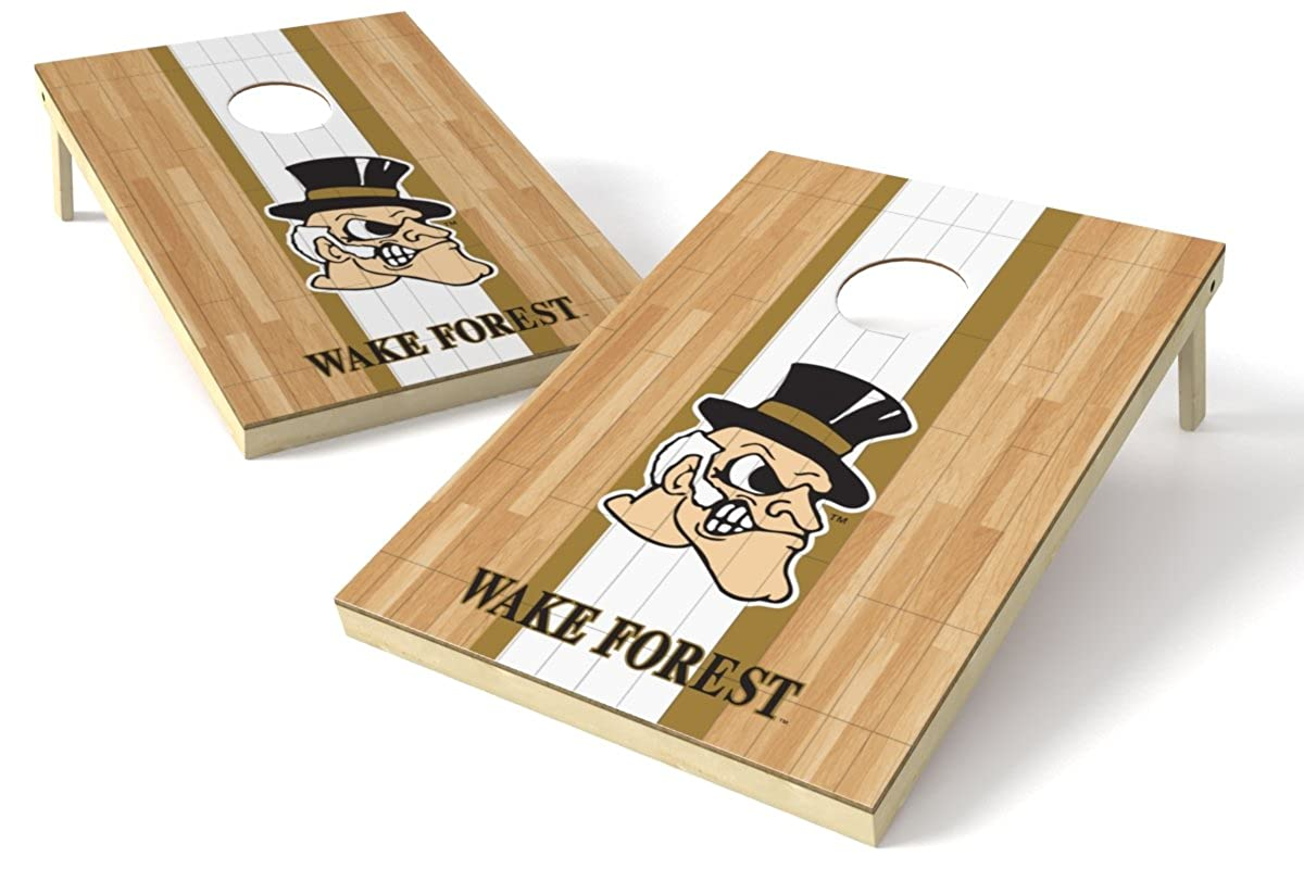 Wild Sports NCAA 2 x 3 Hardwood Cornhole Game Set